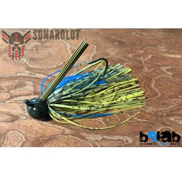B8LAB Rubber-Jig / X-Jigz 10,5g | Bluegill Flash - 10,5g | Artikelnummer: 100135