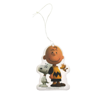 Peanuts Airfreshener Charlie and Friends |  | Artikelnummer: PEANUT_Airfreshener_caf