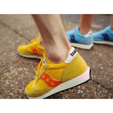 Saucony Jazz Original Vintage (Yellow/Orange) |  | Artikelnummer: S70321-12