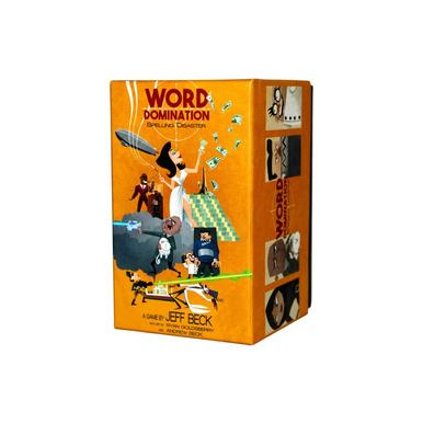 Word Domination | Spelling Disaster | Artikelnummer: 065