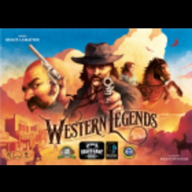 Western Legends |  | Artikelnummer: 7640473530005
