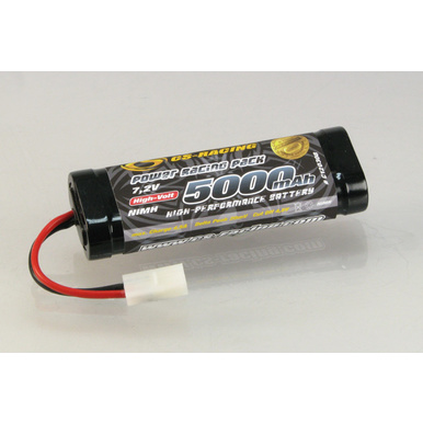 CS NiMh Power Racing Pack 7,2V 5000mAh -6-Zellen Stickpack- | 4250561700482 | Artikelnummer: C120308
