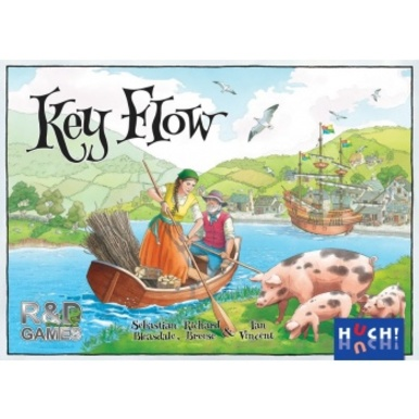 Key Flow |  | Artikelnummer: 5060156400272