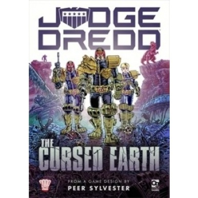 Judge Dredd: The Cursed Earth |  | Artikelnummer: 9781472830661