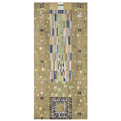 GUSTAV KLIMT The Knight | Stoclet Frieze | Artikelnummer: POD-MAL-227-A2E