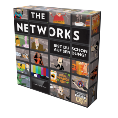 The Networks |  | Artikelnummer: 5903240539239