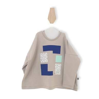 SHARING ROOMS | Sweatshirt | Artikelnummer: 192-S3-6