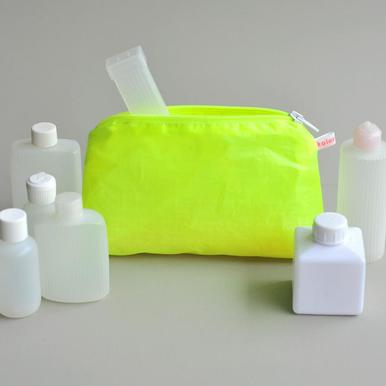Magic Pouch (Neon Yellow) von kolor | 15 x 22cm | Artikelnummer: 14.06.s