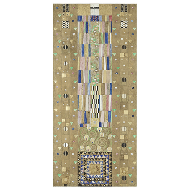 GUSTAV KLIMT The Knight | Stoclet Frieze | Artikelnummer: POD-MAL-227-A1SE