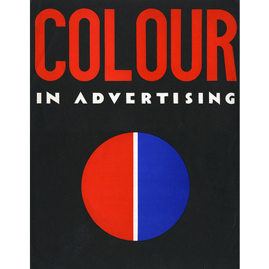 Colour in Advertising |  | Artikelnummer: PODE-KI-14145-951-A3S