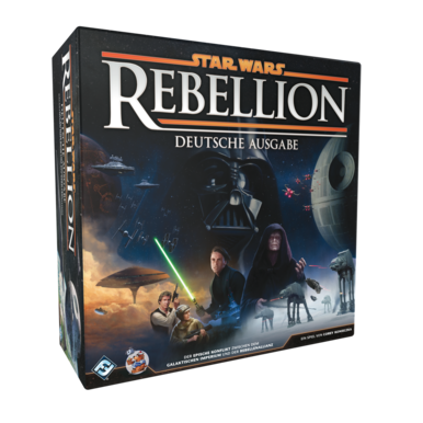 Star Wars: Rebellion |  | Artikelnummer: 4015566023550