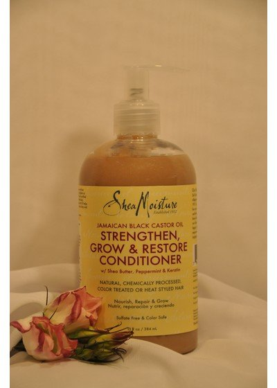 Rinse-out Conditioner SheaMoisture Jamaican Black Castor Oil Conditioner