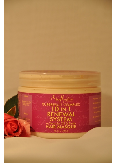 SheaMoisture Superfruit Complex 10-in-1 Renewal Masque