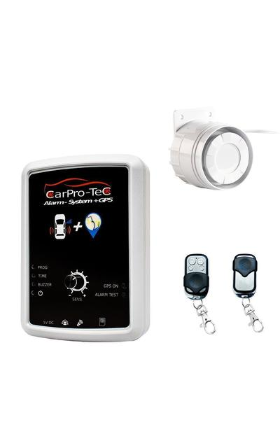 CarPro-Tec® GPS Plus  | Vehicle Alarm System | Code: 900941