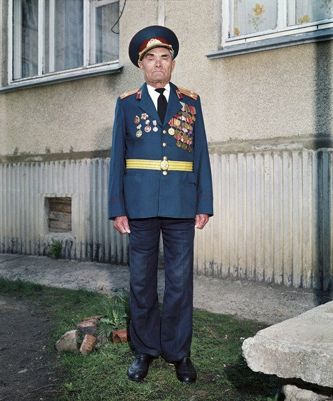 Rakhimov Bazhayevich, Argayash, Russia, 2003 | Edition 10 , From the series