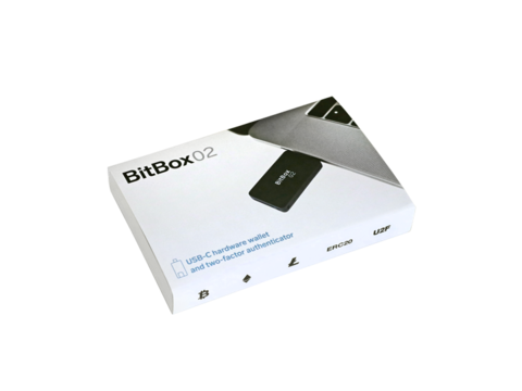 BitBox02 | Hardware Wallet | Product code: 0004