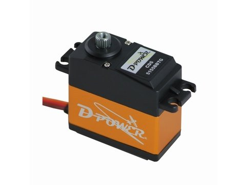 D-Power CDS-5155BB TG Servo Standard  | Artikelnummer: CDS5155
