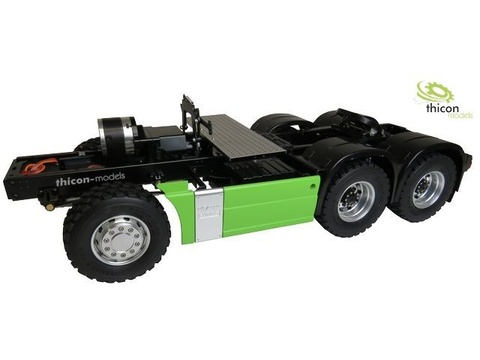 1:14 6x6 thicon-Chassis Version 2 | Artikelnummer: 4260432970432