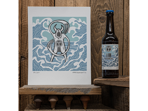 üNN Artist Box | Alex Diamond: Hoppy Waters | Artikelnummer: 515603