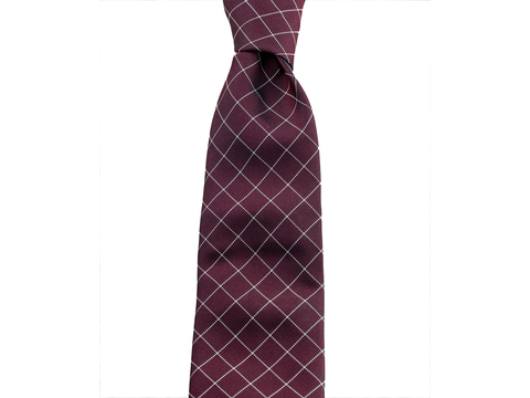 Three-Fold-Tie Vino Chriscross | Artikelnummer: 6001