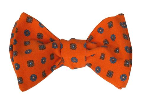 Bow Tie Orange Madder | Product code: 4003