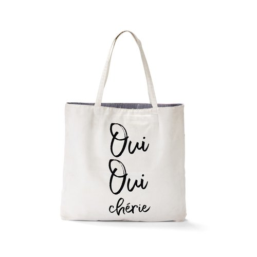 "CRICKIT-Shopper-CORDOBA Shopper ""Oui Oui chérie"""