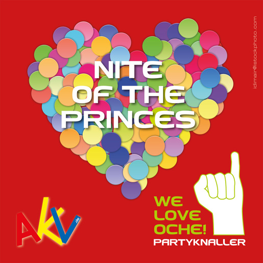 Nite of the princes |  | Artikelnummer: 000001