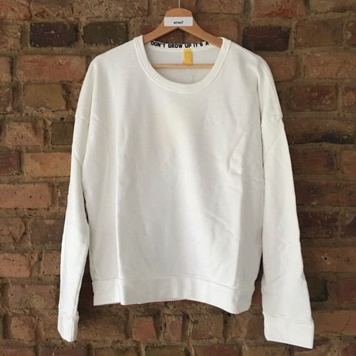 SWEATER | OFF WHITE | Artikelnummer: CALICON5-M