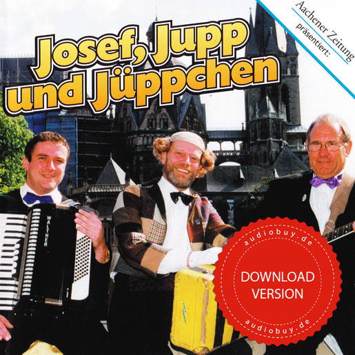 Josef, Jupp und Jüppchen | Download-Version | Artikelnummer: 000014