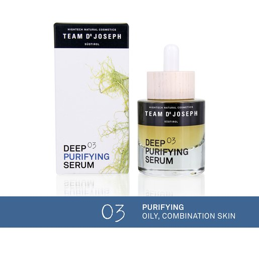 Team DrJoseph Deep Purifying Serum