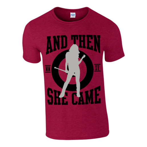 HOT SHOT T-SHIRT RED |  | Artikelnummer: 100010