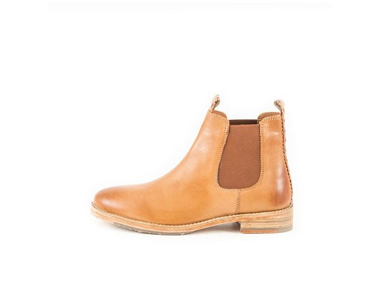 JULIA Cognac | Chelsea Boot. Klassisch. Gut. | Artikelnummer: TORRENT10453795_42