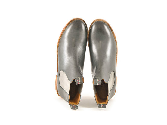 JULIA Grau | Chelsea Boot. Klassisch. Gut. | Artikelnummer: TORRENT10453999_39