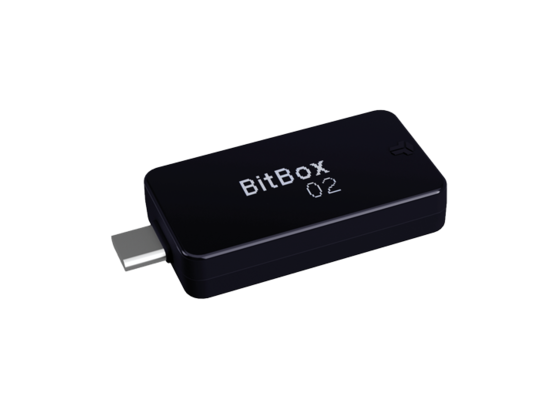 BitBox02 - Multi edition | Hardware Wallet | Product code: 0004