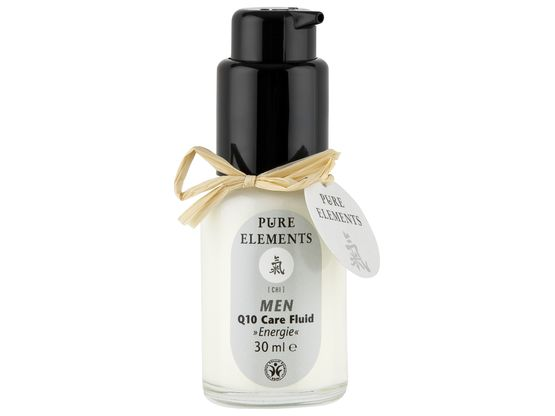 Pure Elements Men Q10 Care Fluid 30 ml | Artikelnummer: 1000010