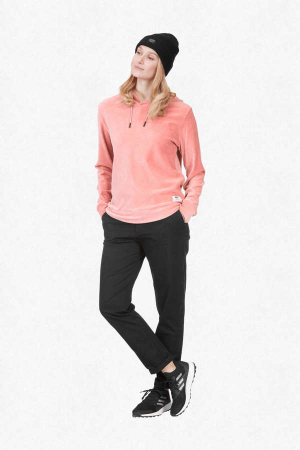 PICTURE organic Hoodie ROSIE misty pink