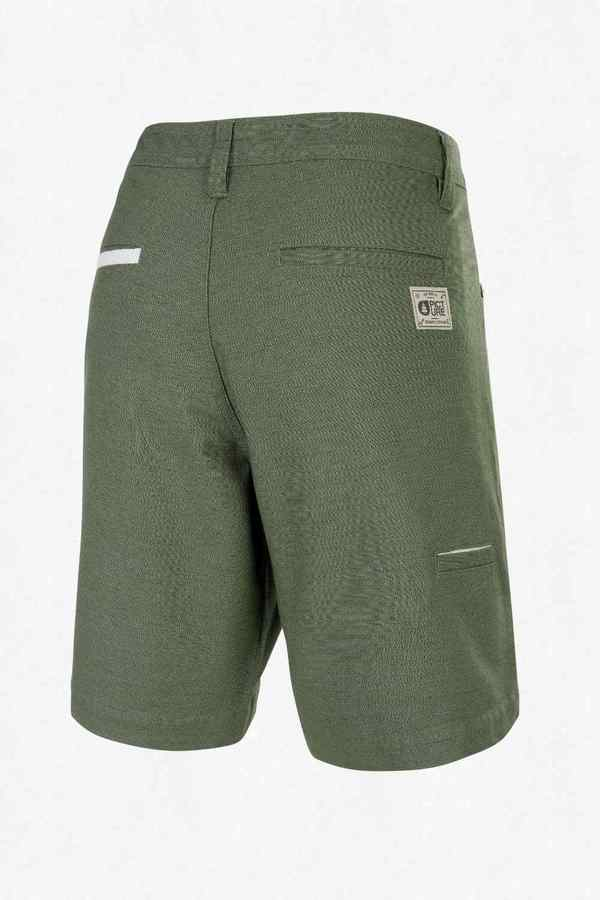 PICTURE ORGANIC CLOTHING Shorts ALDOS army green