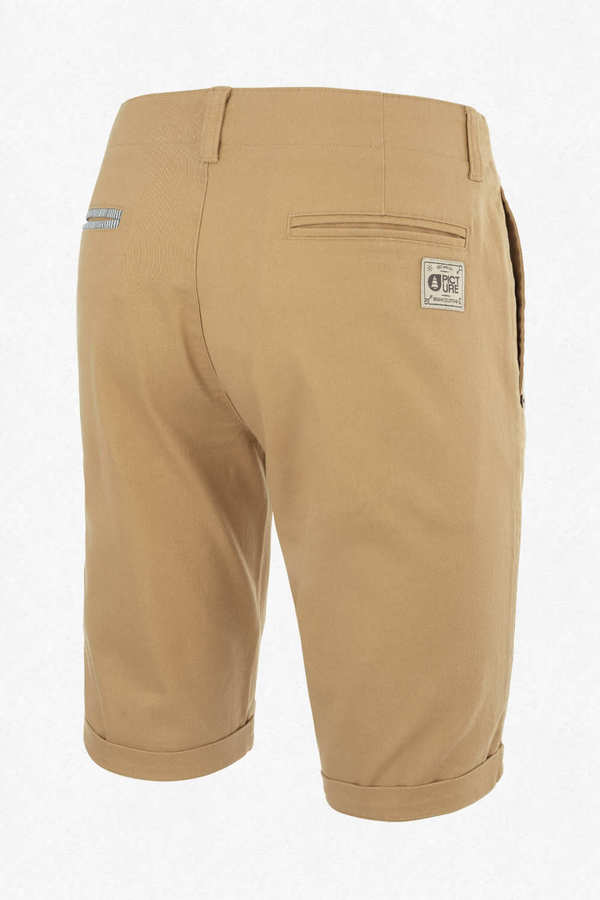 PICTURE ORGANIC CLOTHING Shorts WISE beige