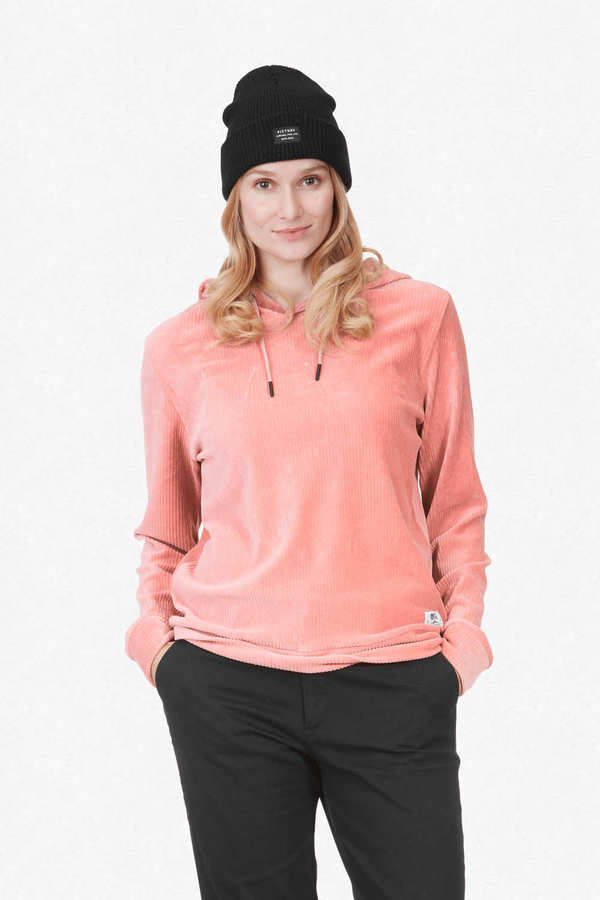 PICTURE ORGANIC CLOTHING Hoodie ROSI misty pink