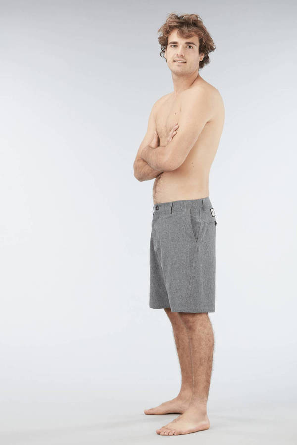 PICTURE ORGANIC CLOTHING Shorts PODAR HYBRID grey