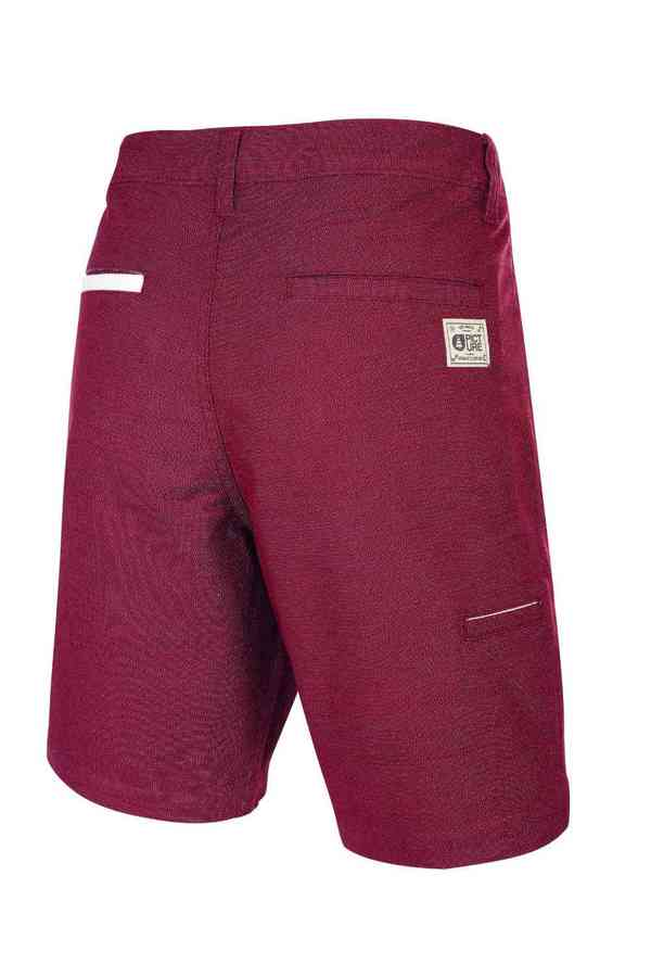 PICTURE ORGANIC CLOTHING Shorts ALDOS weinrot