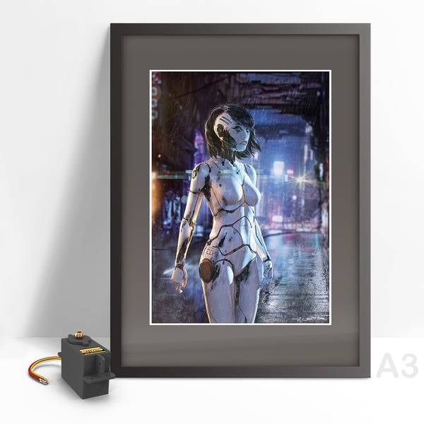 Android Legacy Antares A3 Print