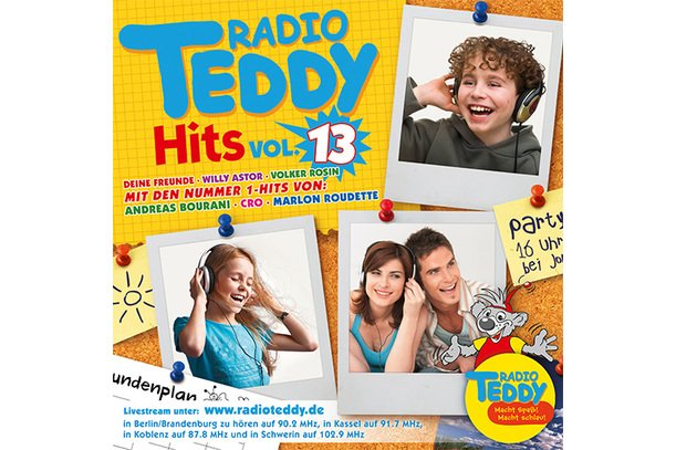 Radio TEDDY- Hits | Vol. 13 | Artikelnummer: 270