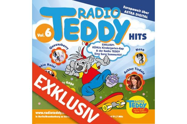 Radio TEDDY-Hits | Vol. 6 | Artikelnummer: 006