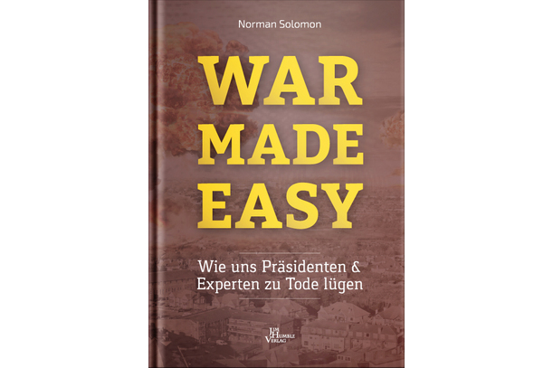 War made easy | Norman Salomon | Artikelnummer: 9789088791536