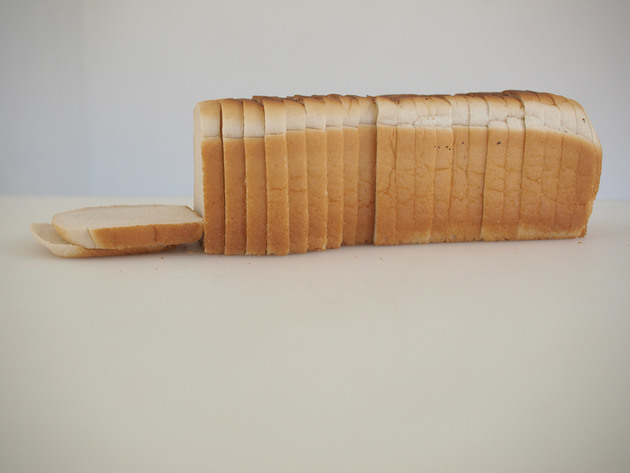 One dollar's worth of Shurfine white bread, 2010 | Edition 15+2 AP, Serie: