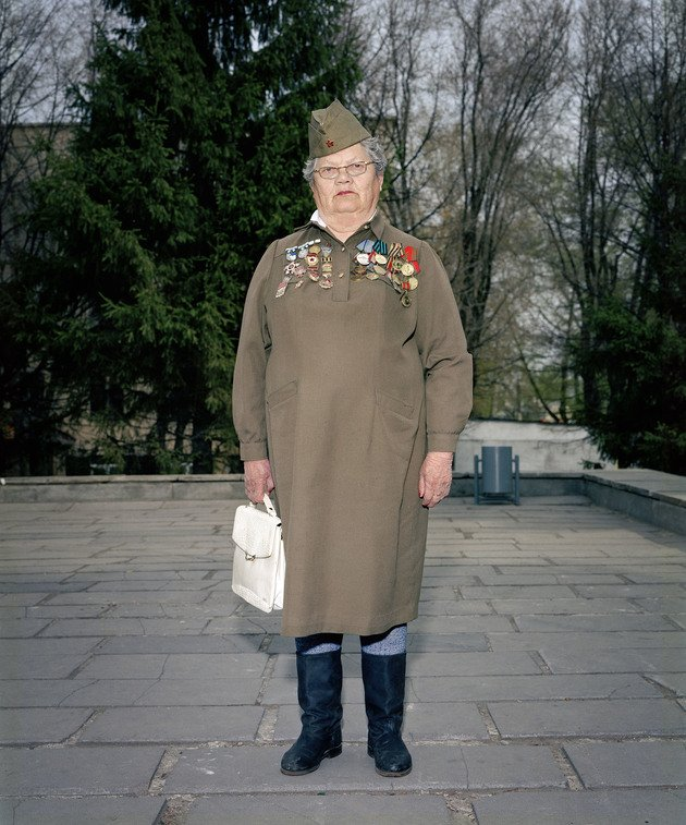 War Veteran, Chelyabinsk, Russia, 2003 | Edition 10 , From the series