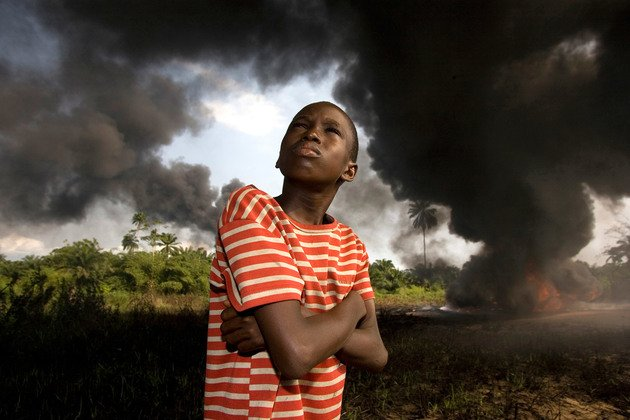 Ogoni Boy, 2006 | Edition 175, Serie