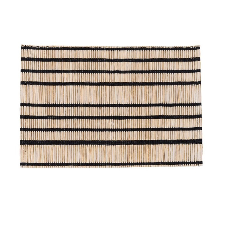 Urban Nature Culture placemat banana striped