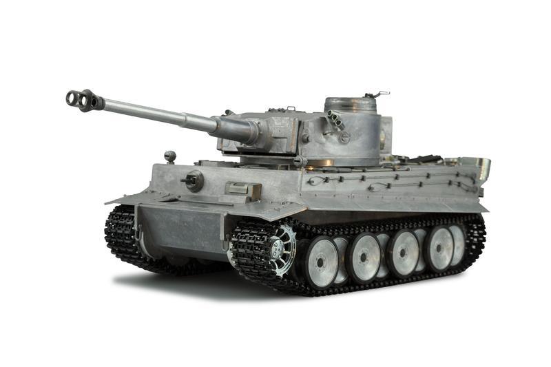 amewi panzer 1 16 tiger i full metal 2 4 ghz true sound. Black Bedroom Furniture Sets. Home Design Ideas